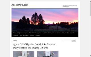 Agape Oaks