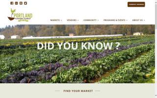 Kenton Portland Farmers Market