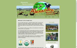 Alexandre EcoDairy Farms