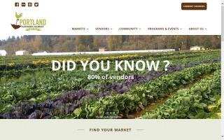 King Portland Farmers Market