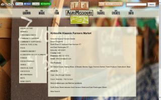 Kirksville Kiwanis Farmers' Market