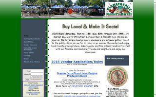 Klamath Falls Farmers Market Assoc. Inc.
