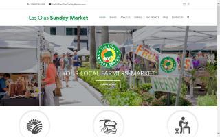 Las Olas Sunday Market