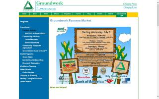 Lawrence Farmers Market-Campagnone Common