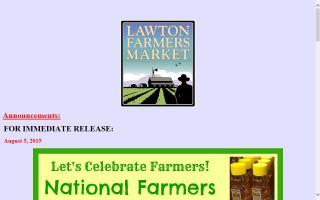 Lawton Farmers Market