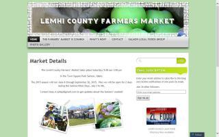 Lemhi County Farmers' Market