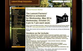 Lemont Farmers' Market