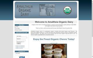 Amaltheia Organic Dairy, LLC.