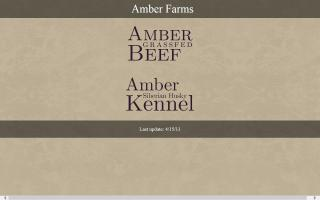 Amber Grassfed Beef, LLC.