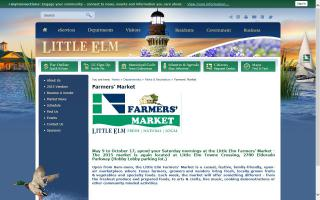 Little Elm Farmers' Market