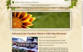 Little Falls Original Farmers Market