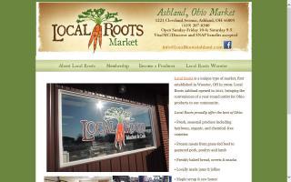 Local Roots Market & Cafe - Ashland