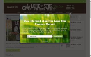 Lone Star Farmers Market
