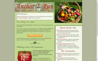 Anchor Run Farm