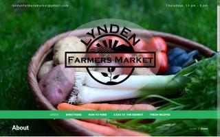Lynden Farmers Market