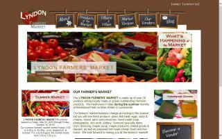Lyndonville Farmers' Market