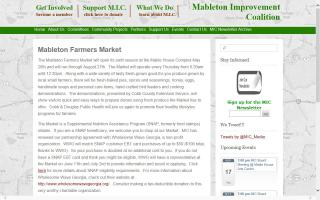 Mableton Farmers Market