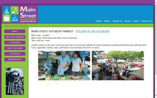 Main Street Saturday Market of Murfreesboro