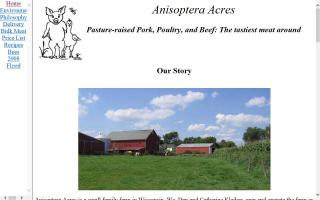 Anisoptera Acres