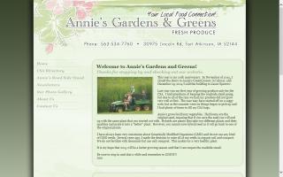 Annie's Gardens & Greens