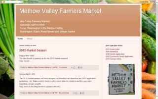 Methow Valley Farmers Market