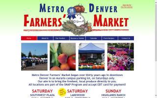 Metro Denver Farmers Market