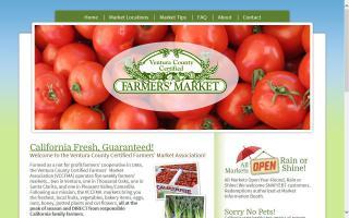 Midtown Ventura Certified Farmers' Market