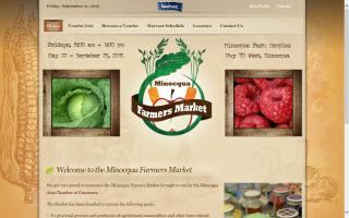 Minocqua Farmers Market