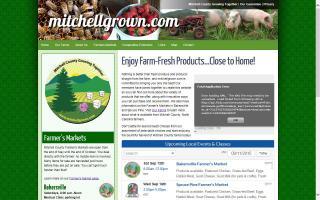 Mitchell County Farmers' Markets