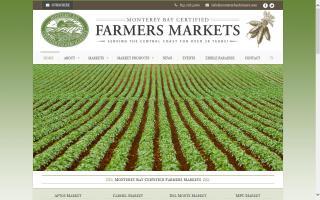 Monterey Farmers Market at Monterey Peninsula College
