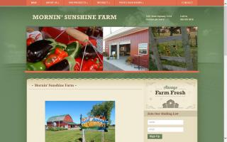 Mornin' Sunshine Farm