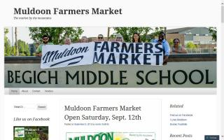 Muldoon Farmers Market