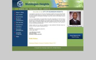 Muskegon Heights Farmers Market
