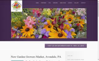 New Garden Growers Market