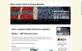 New London Field of Greens Markets