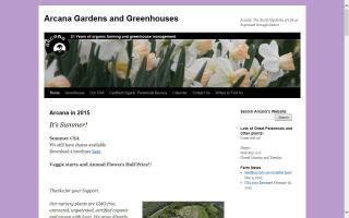 Arcana Gardens & Greenhouses