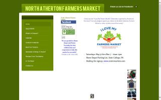 North Atherton Farmers Market