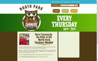 North Park Certified Farmers' Market