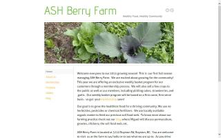 ASH Berry Farm