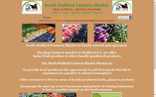 North Stafford Farmers Market