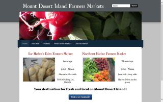Northeast Harbor Farmers' Market