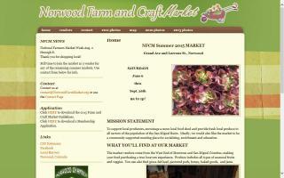 Norwood Farm & Craft Market-Summer