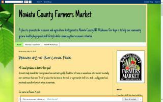 Nowata County Farmers Market