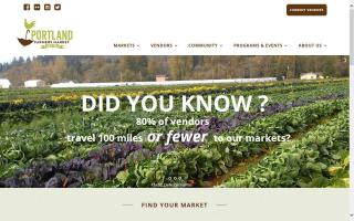 NW Portland Farmers Market