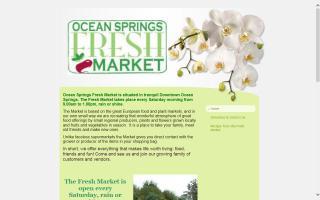 Ocean Springs Fresh Market