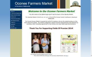 Oconee Farmers Market