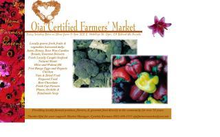 Ojai Certified Farmers Market