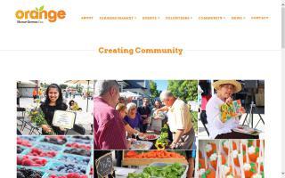 Old Towne Orange Farmers & Artisans Market