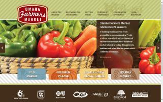 Omaha Farmers Market - Old Market