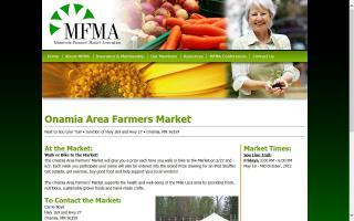 Onamia Area Farmers' Market